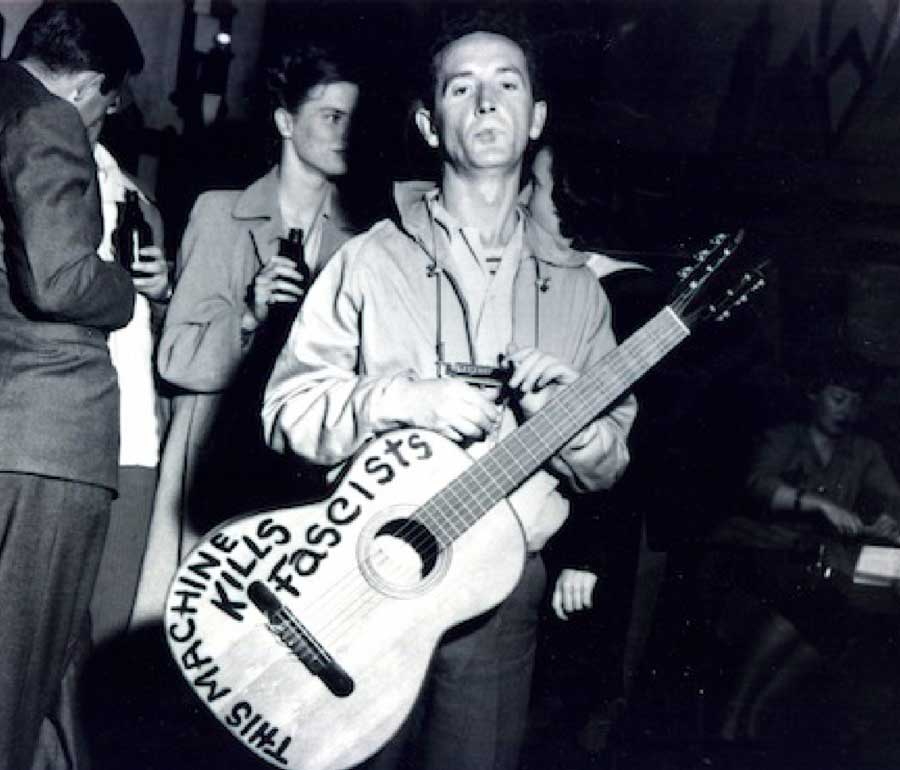 Most Influential Folk Music Artist