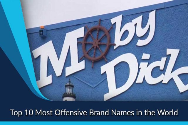 Top 10 Most Offensive Brand Names in the World