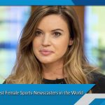 Top 10 Hottest Female Sports Newscasters in the World