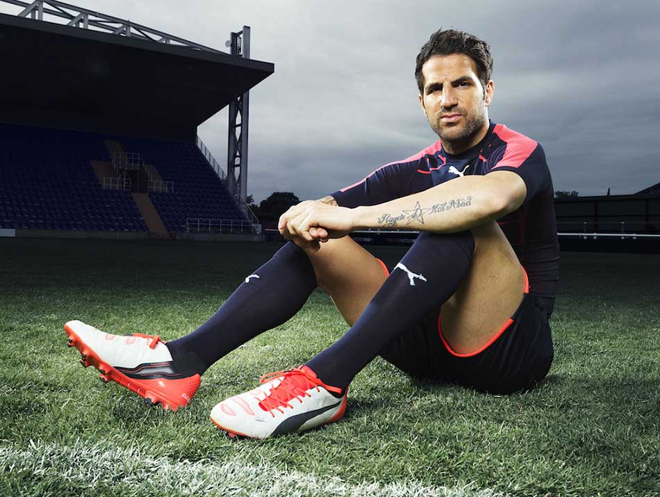 Top Five Most Expensive Sponsors of Football Boot