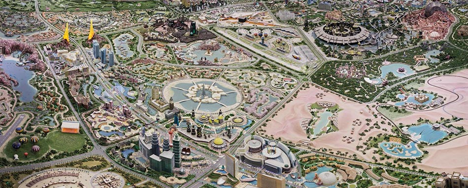 Top Five Most Expensive Construction Projects in the World