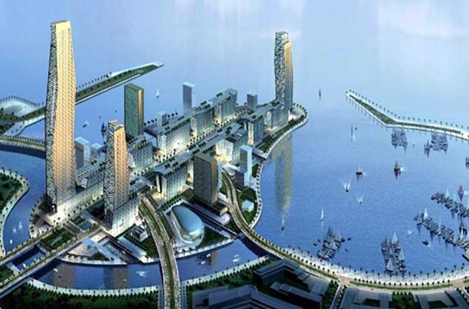 Top 5 Most Expensive Construction Projects in the World