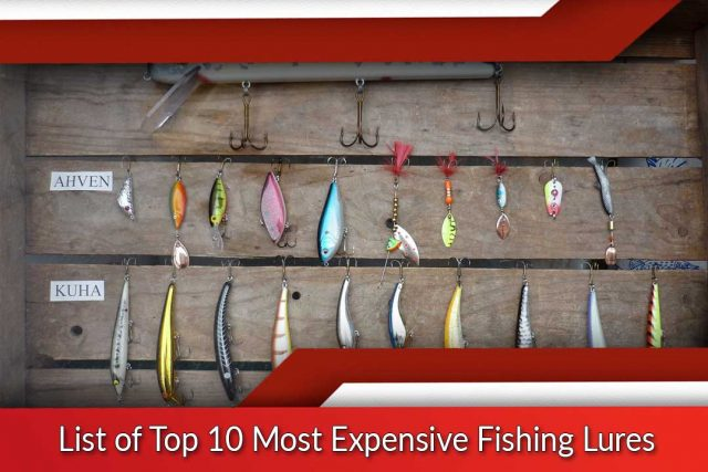 List of Top 10 Most Expensive Fishing Lures