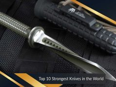 Top 10 Strongest Knives in the World