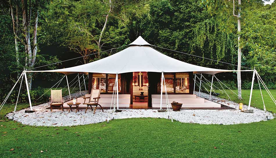 Top 10 Most Luxurious Glamping Sites
