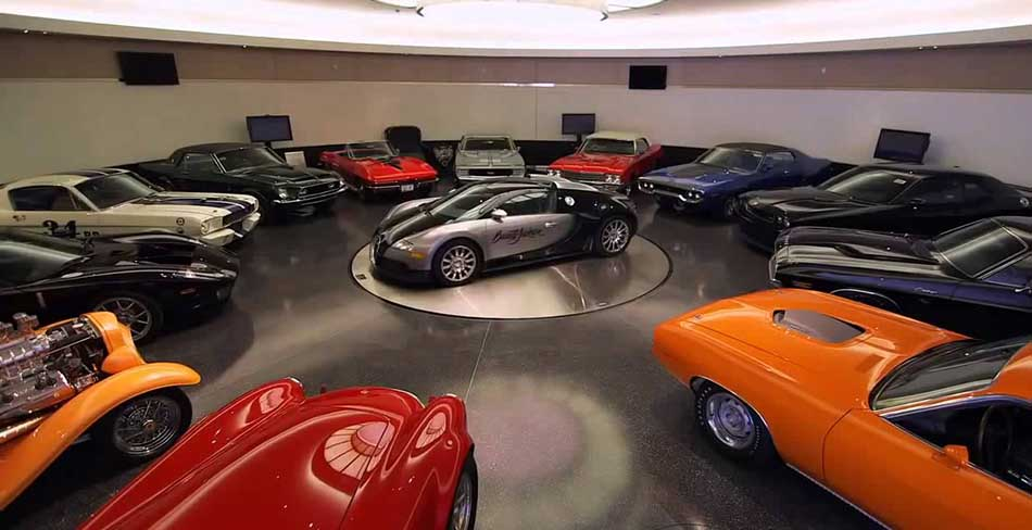 List of Top 10 Most Expensive Car Garages in the World