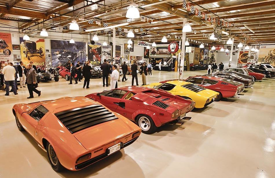 Top 3 Most Expensive Car Garages in the World