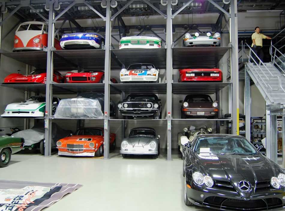 List of Top Ten Most Expensive Car Garages in the World