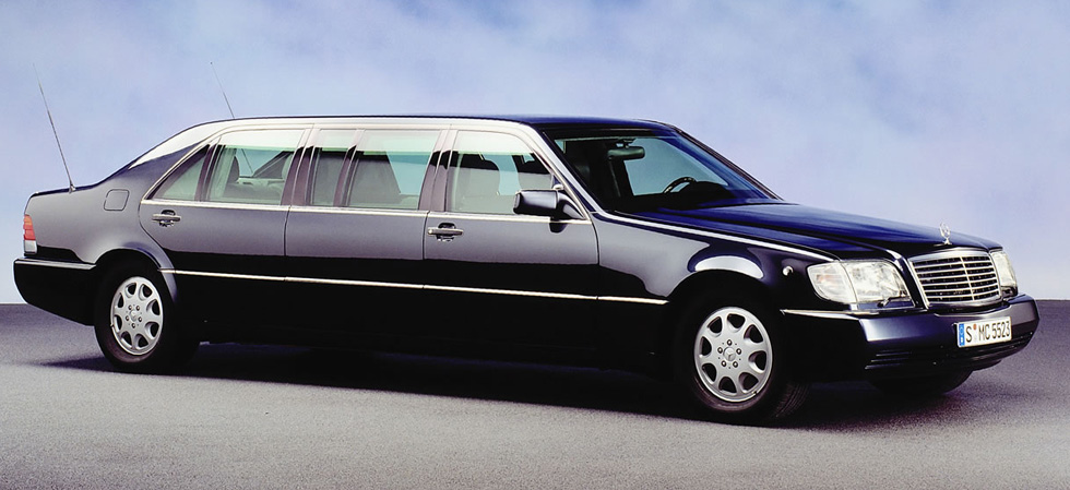 top ten most expensive limousines in the world