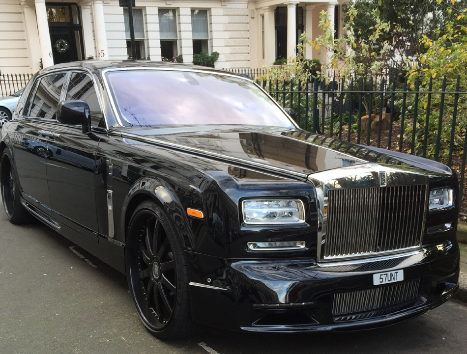 top rated rolls royce