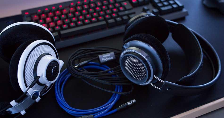 Top Ten Best Gaming Headphones with Review