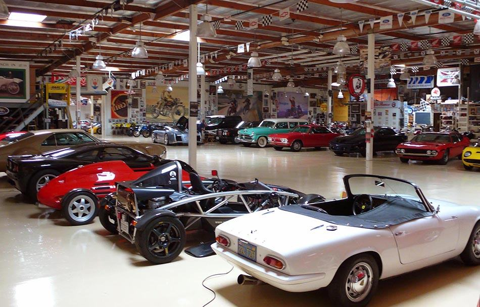 Top 5 Most Expensive Car Garages in the World