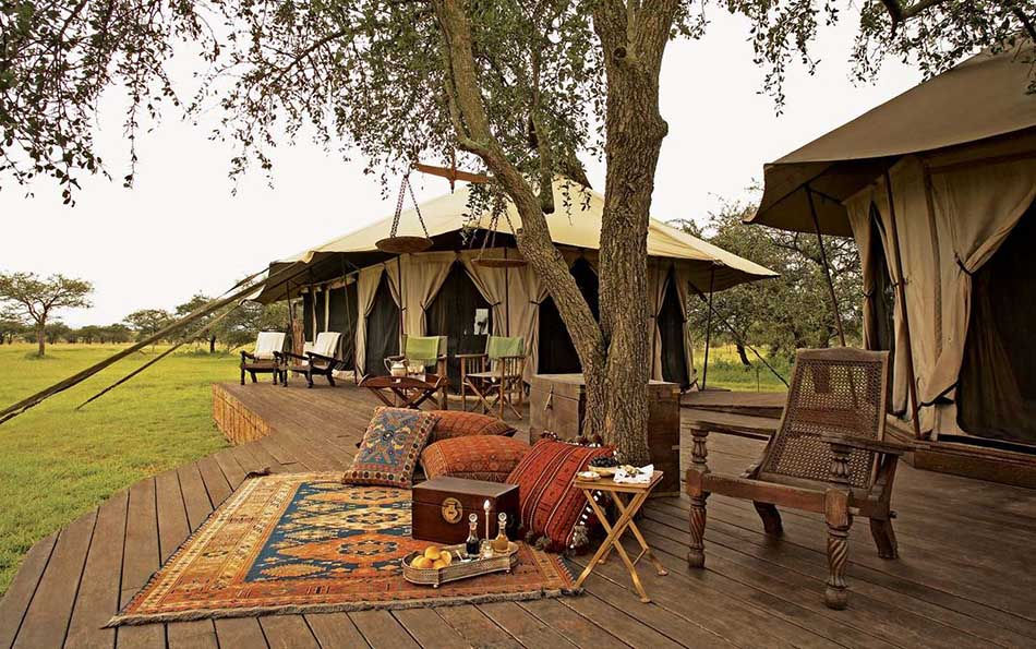 Top Ten Most Luxurious Glamping Sites in the World