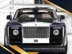 Top 10 Most Expensive Rolls Royce Cars in the World