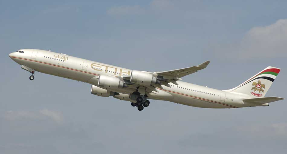 List of Top Ten Largest Passenger Aircrafts in the World