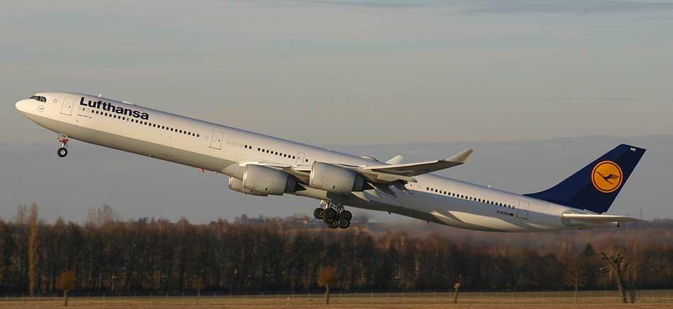 Top Ten Largest Passenger Aircrafts