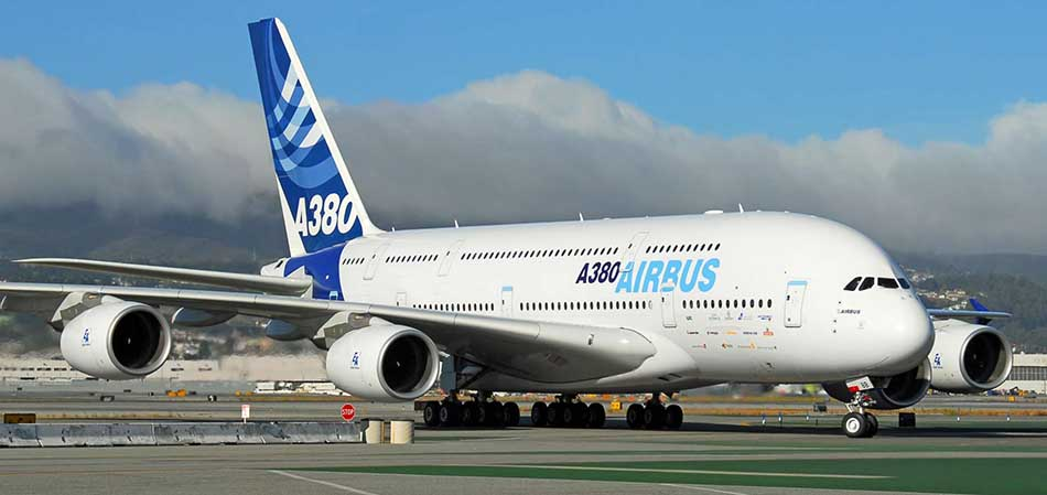 List of Top 10 Largest Passenger Aircrafts in the World
