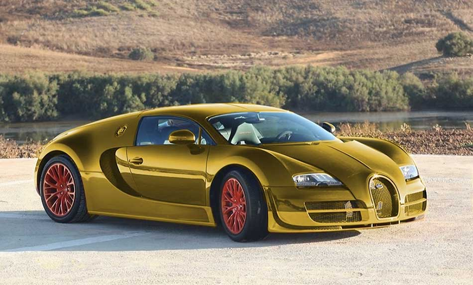 List of Top 10 Most Expensive Things Made of Gold