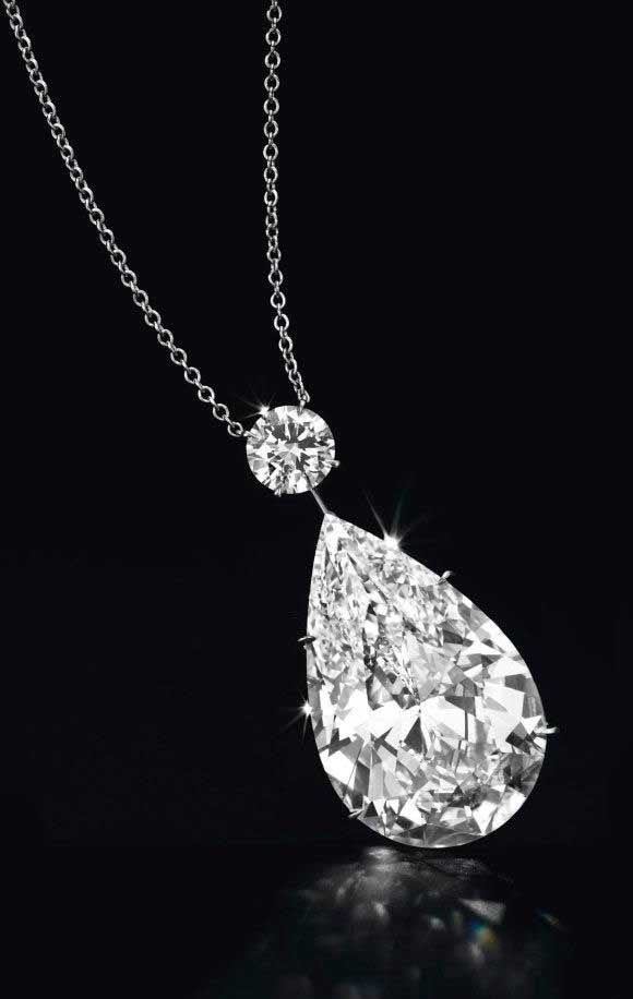 Top Ten Most Expensive Necklaces in the World