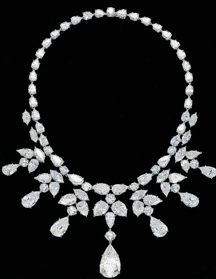 Top Five Most Expensive Necklaces in the World