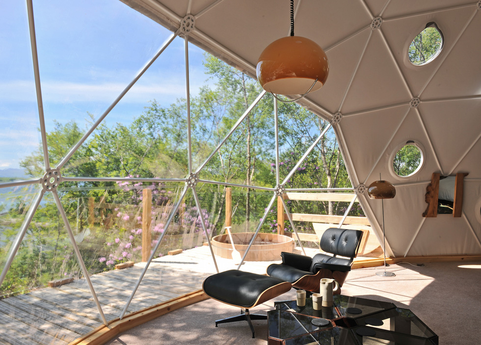top 10 most glamping sites