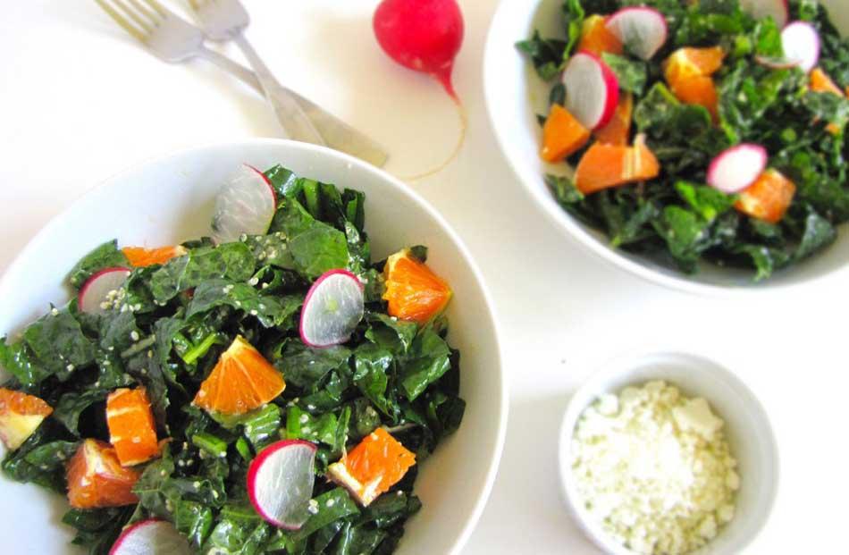 Top Ten Salad Ingredients