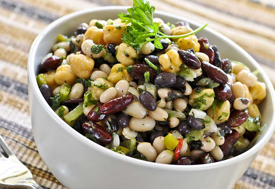 Top Five Salad Ingredients for Weight Loss