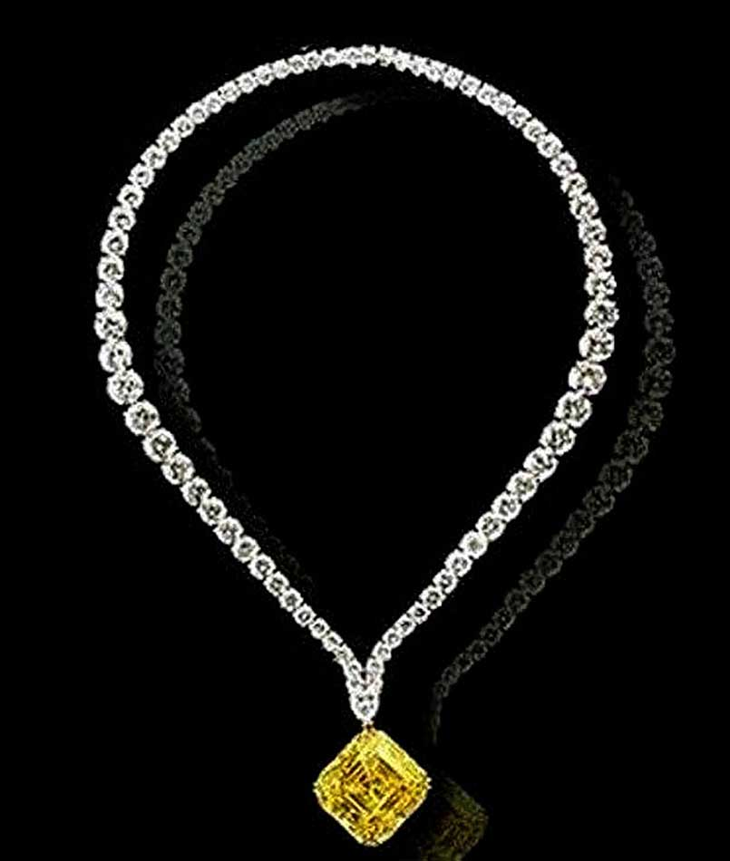Top 5 Most Expensive Necklaces in the World