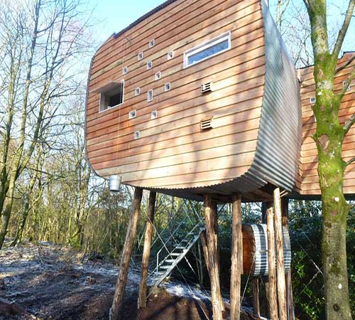 Luxurious Glamping Sites