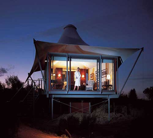 Most Luxurious Glamping Sites