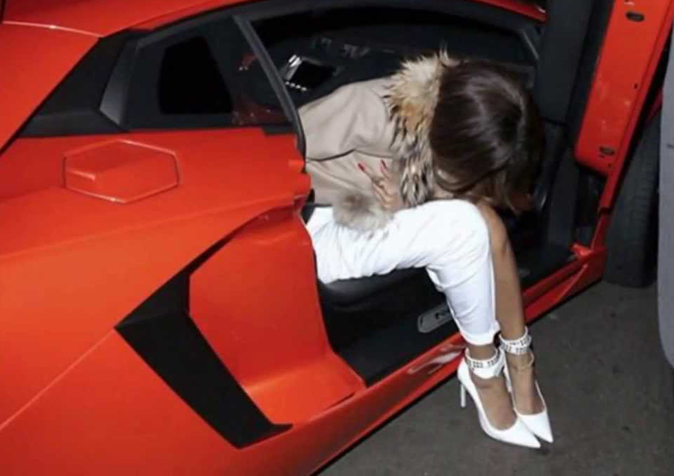 list of top ten most expensive cars of celebrities in the world