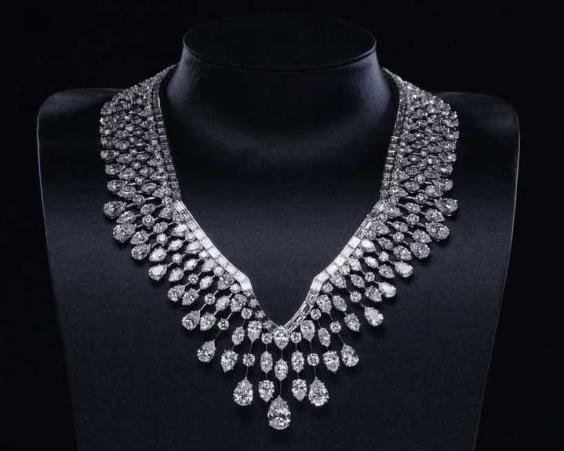 Top 10 Most Expensive Necklaces in the World