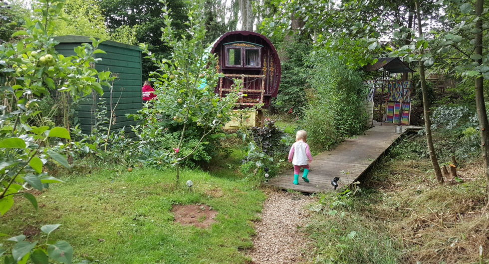 list of most glamping sites in UK