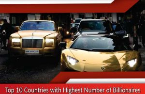 Top 10 Countries with Highest Number of Billionaires