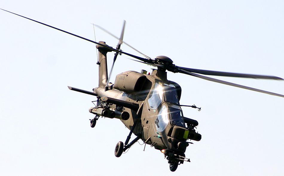List of Top 10 Best Military Helicopters in the World
