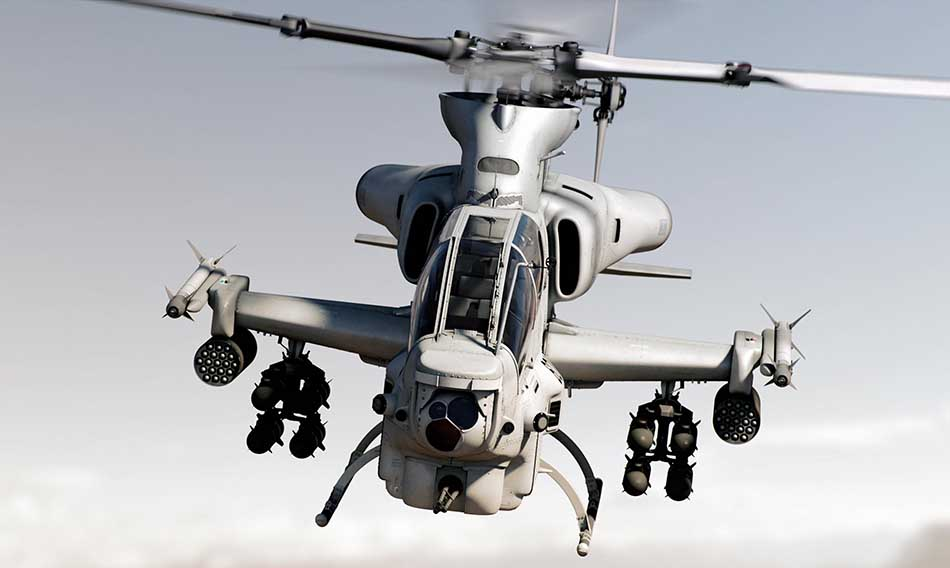 Top Five Best Military Helicopters in the World
