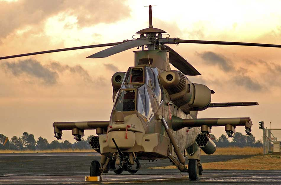 Top Ten Best Military Helicopters