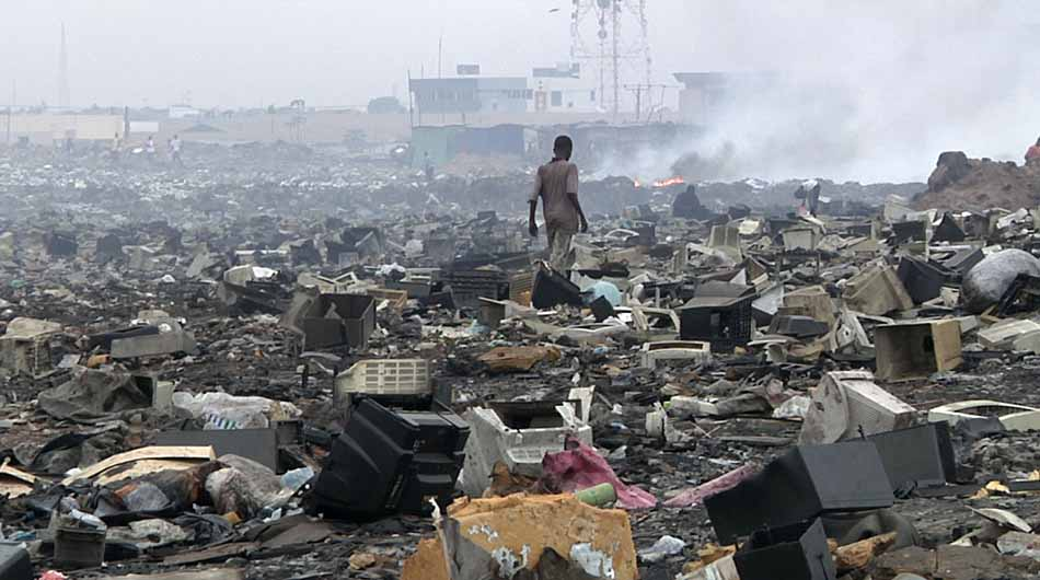 List of Top Ten Most Polluted Places in the World
