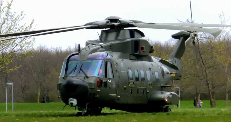 Top Three Most Expensive Commercial Helicopters in the World