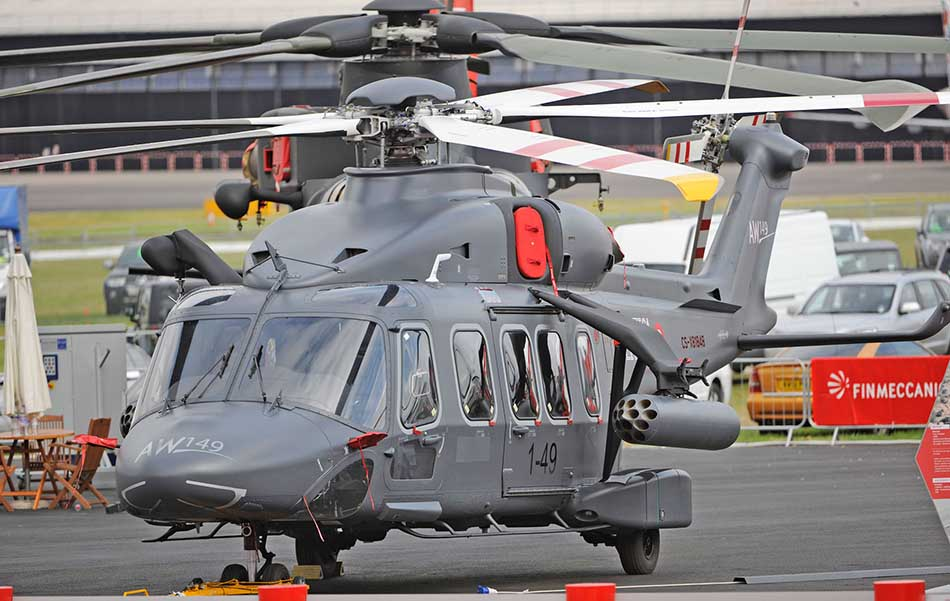 Top Ten Most Expensive Commercial Helicopters in the World