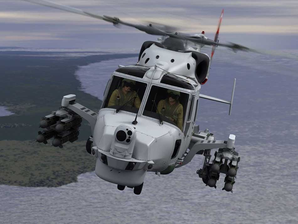Top Five Best Anti Submarine Warfare Helicopter in the World