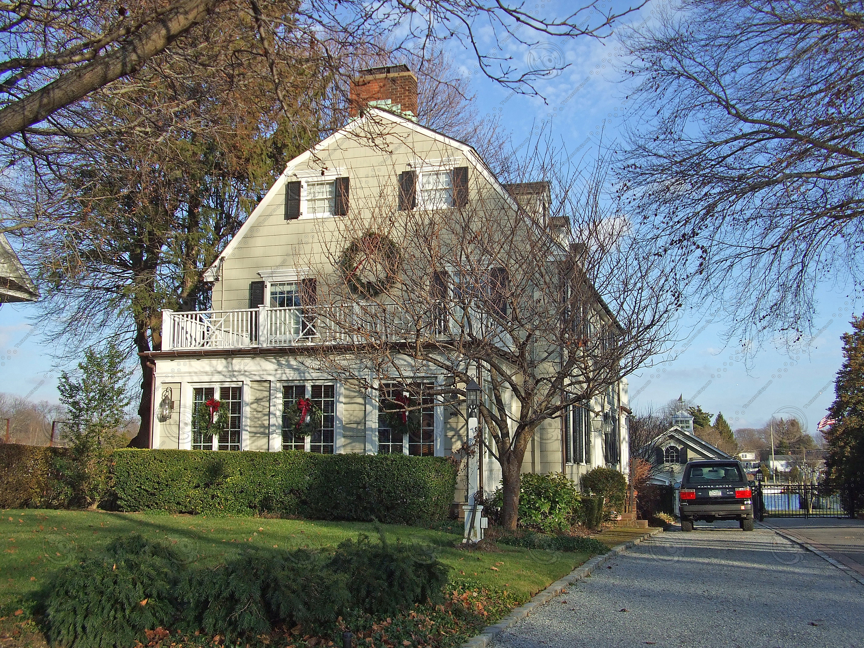 Amityville House in New York