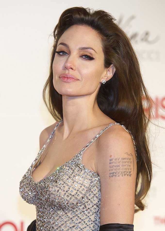 Top Celebrity with Stupid Tattoo