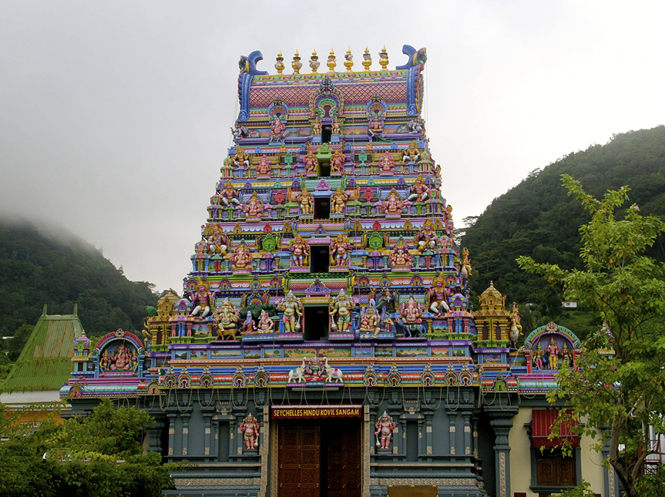 List of Top 10 Most Beautiful Hindu Temples in the World