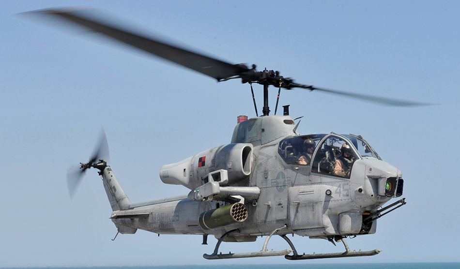 List of Top 10 Best U.S Military Helicopters