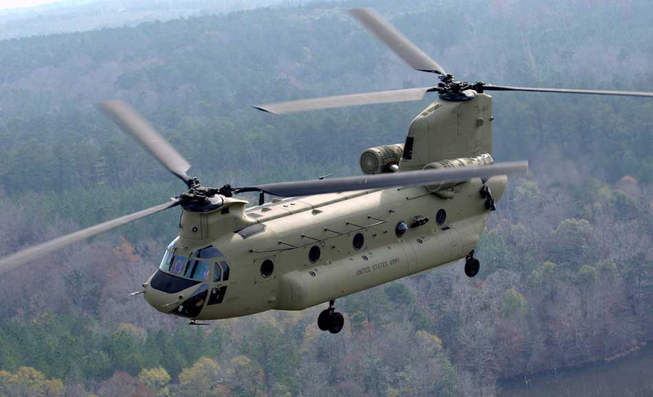 Top Three Best Transport Helicopters in the World