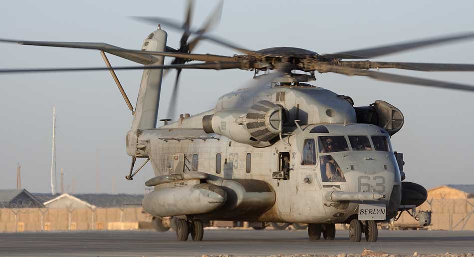 Top 3 Best Transport Helicopters in the World