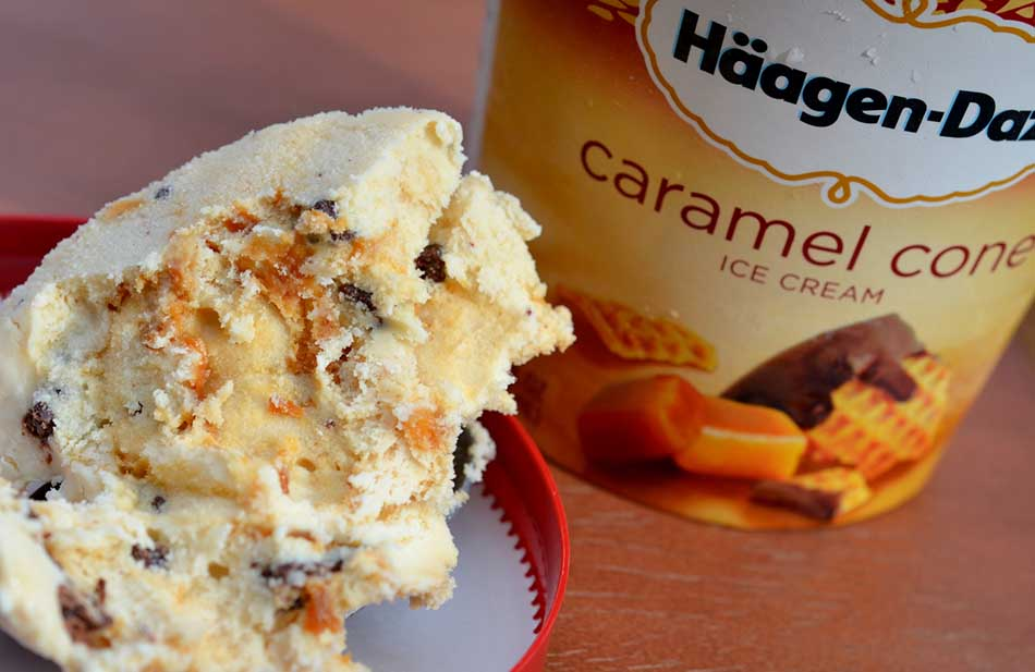 Best Flavor of Haagen Dazs