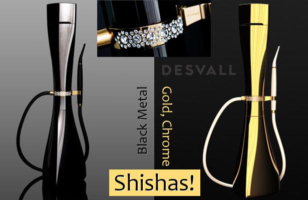 world expensive shisha