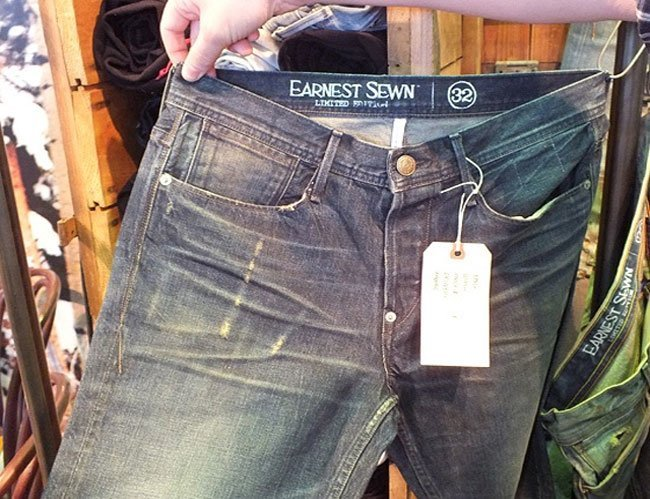 Top Ten Most Expensive Jeans in the World